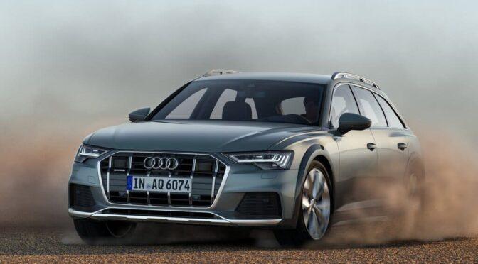 2020 Audi A6 allroad quattro image
