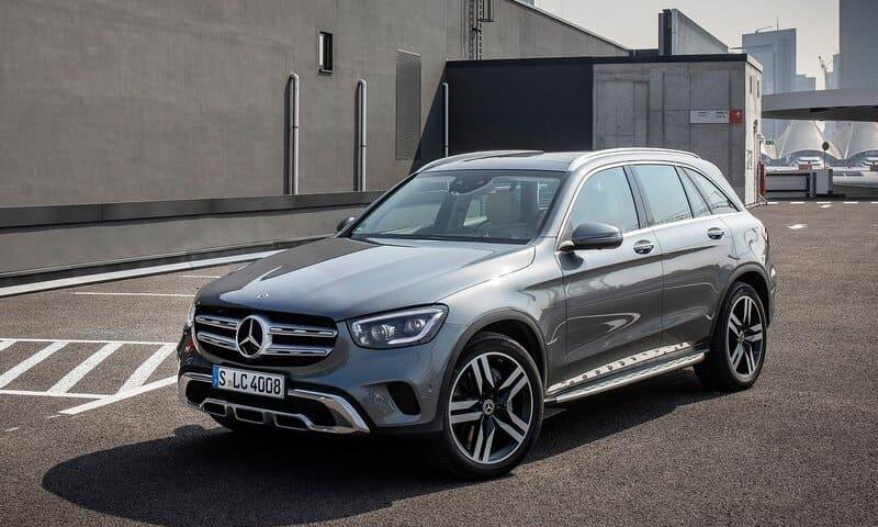2020 Mercedes-Benz GLC image