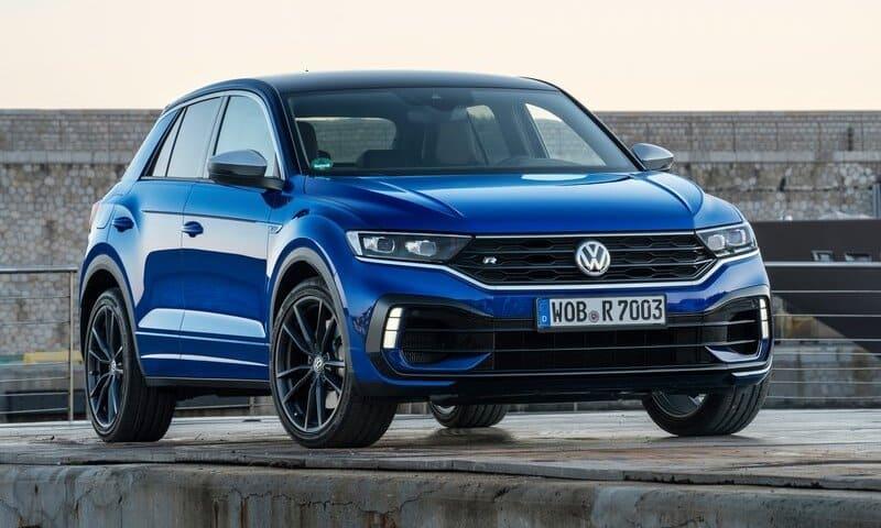 2020 Volkswagen T-Roc image