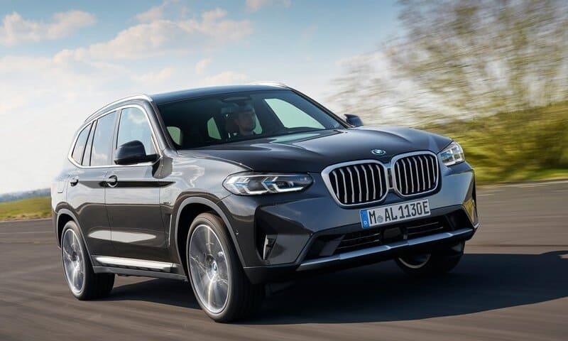 2022 BMW X3 image