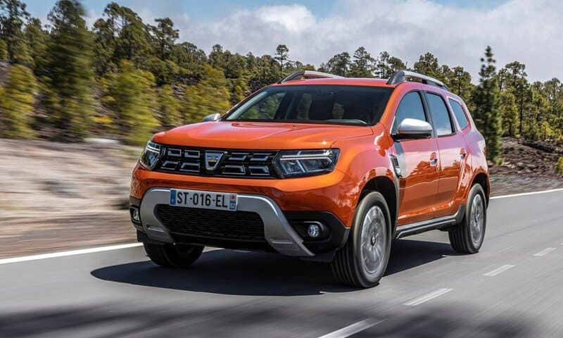 2022 Dacia Duster image