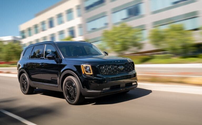 2021 Kia Telluride Gets Nightfall Edition, On Sale – End of Summer 2020_image