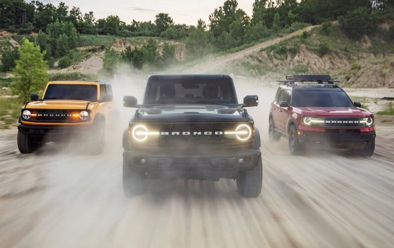 Ford Bronco Got Unusual Features: Tubular Doors, Amenity For RVers_image