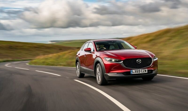 2021 Mazda CX-30 Introduces Apple CarPlay and Android Auto_image