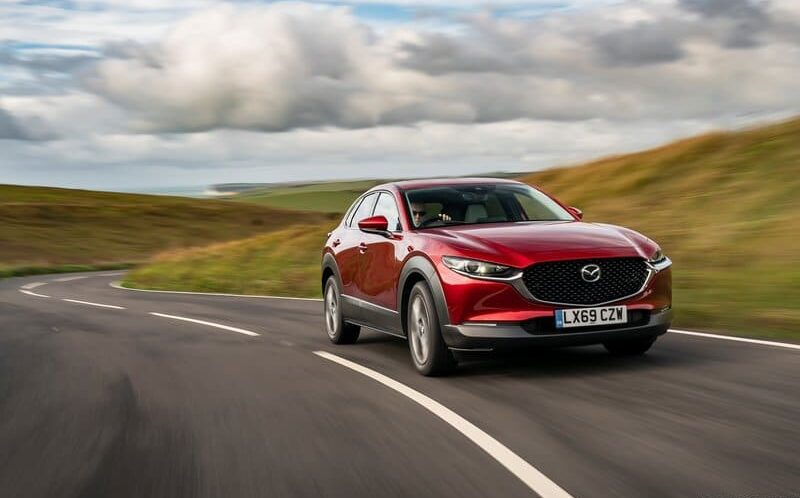 2021 Mazda CX-30 Introduces Apple CarPlay and Android Auto
