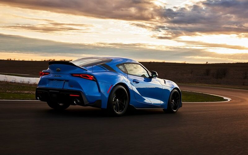 Toyota Supra May Receive a Manual Transmission_image