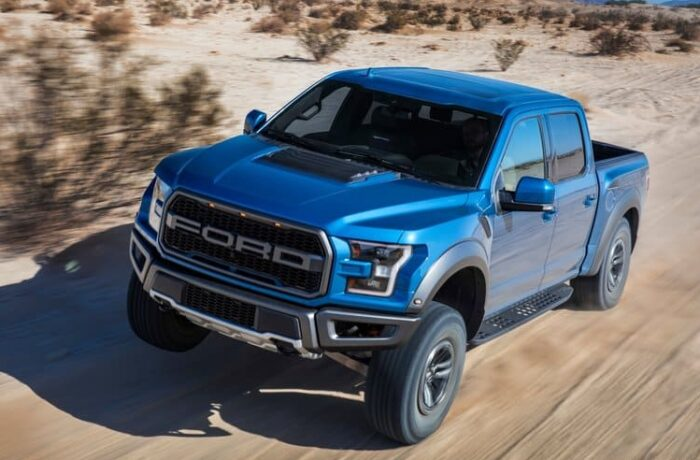 Next Ford F-150 Raptor Brings a Coil-Spring Rear Suspension_image