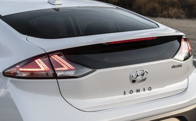 Hyundai Plans Three Ioniq Electric Cars In the Next 4 Years