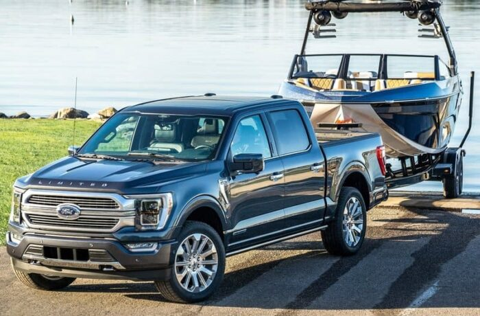 Some Facts Of the F-150 EV: a Workhorse, Not a Show Horse_image
