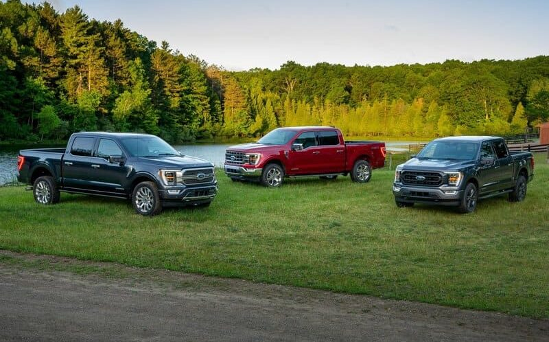 New Ford F-150's Power, Torque, Payload, Towing Specs Announced_photo