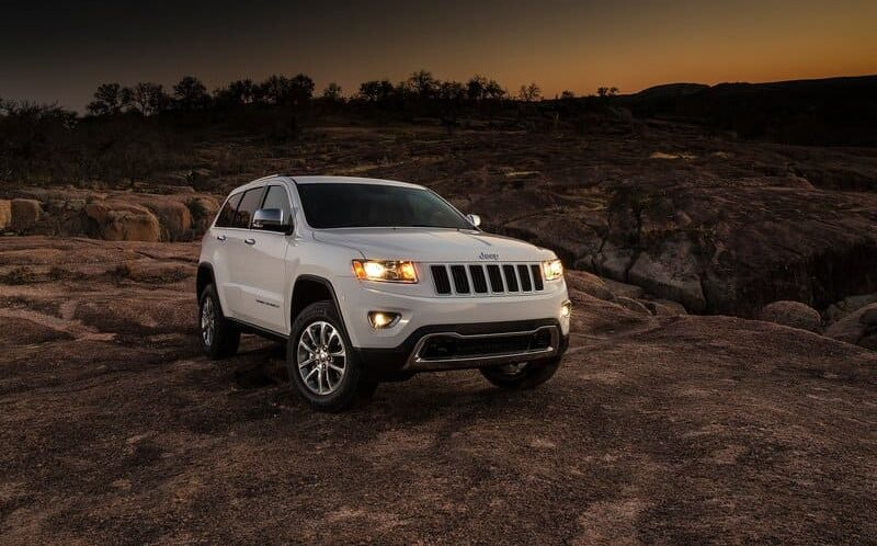 Jeep Will Offer a Three-Row Grand Cherokee