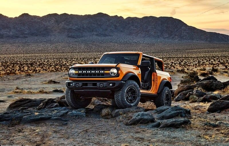 Ford Bronco And Bronco Sport Received a Price Increase