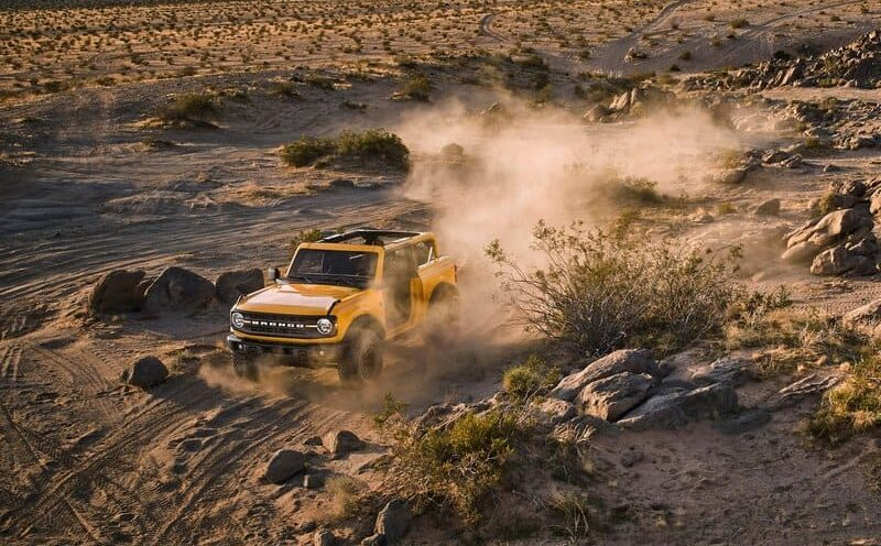 Ford Delays the Launch of Bronco SUV Until Summer 2021