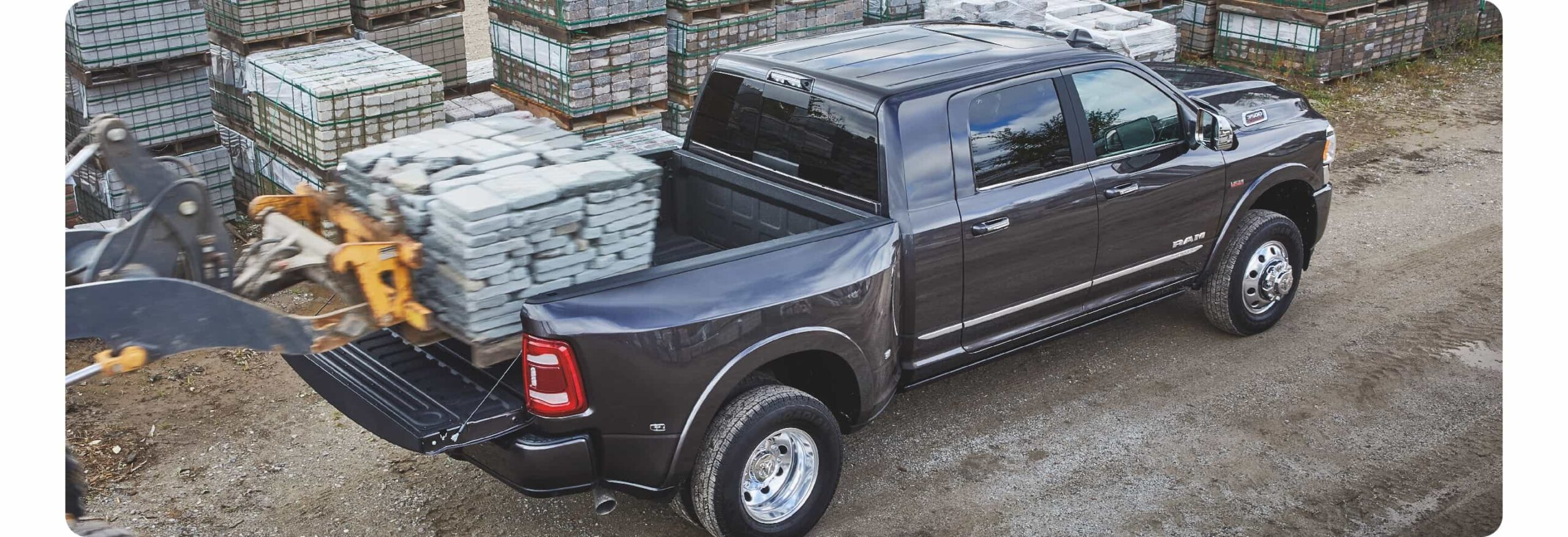 New Ram 3500 Becomes the Class Leader In Towing and Torque_image