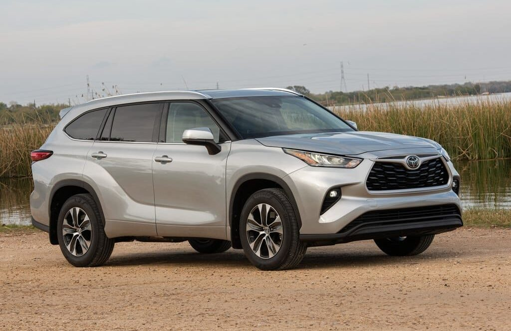 Toyota Trademarked Grand Highlander: Should Come as a 2023 or 2024 Model