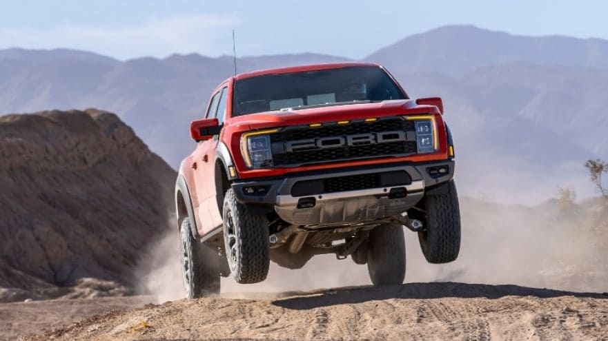Ford Unveils Its Most Off-Road Capable and Connected F-150 Raptor Ever_photo