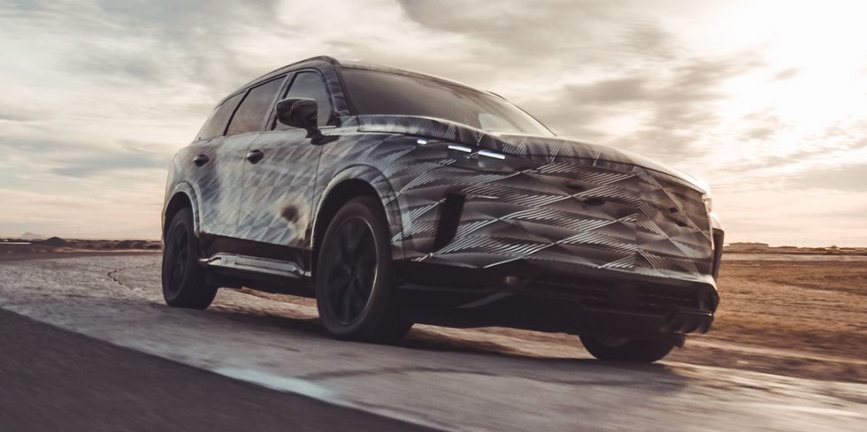Infiniti QX60 Arrives in 2021 with a Different Gearbox, the Same Engine