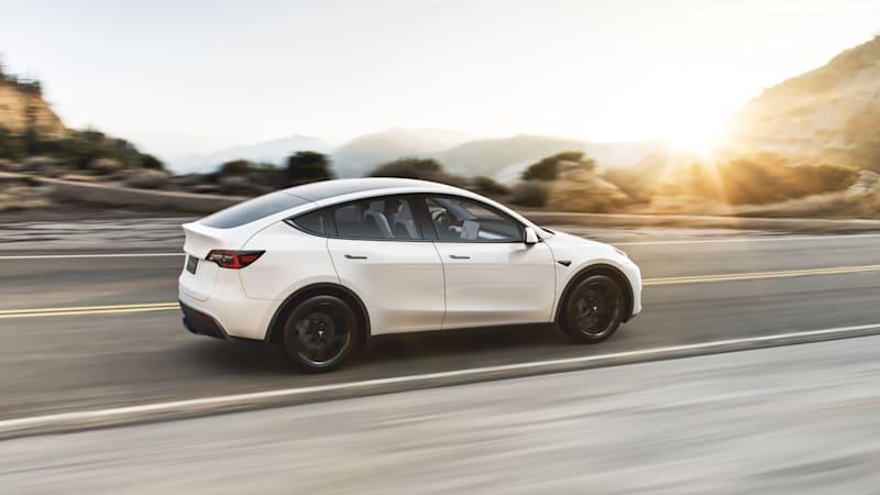 Tesla Drops Entry-Level Model Y_photo