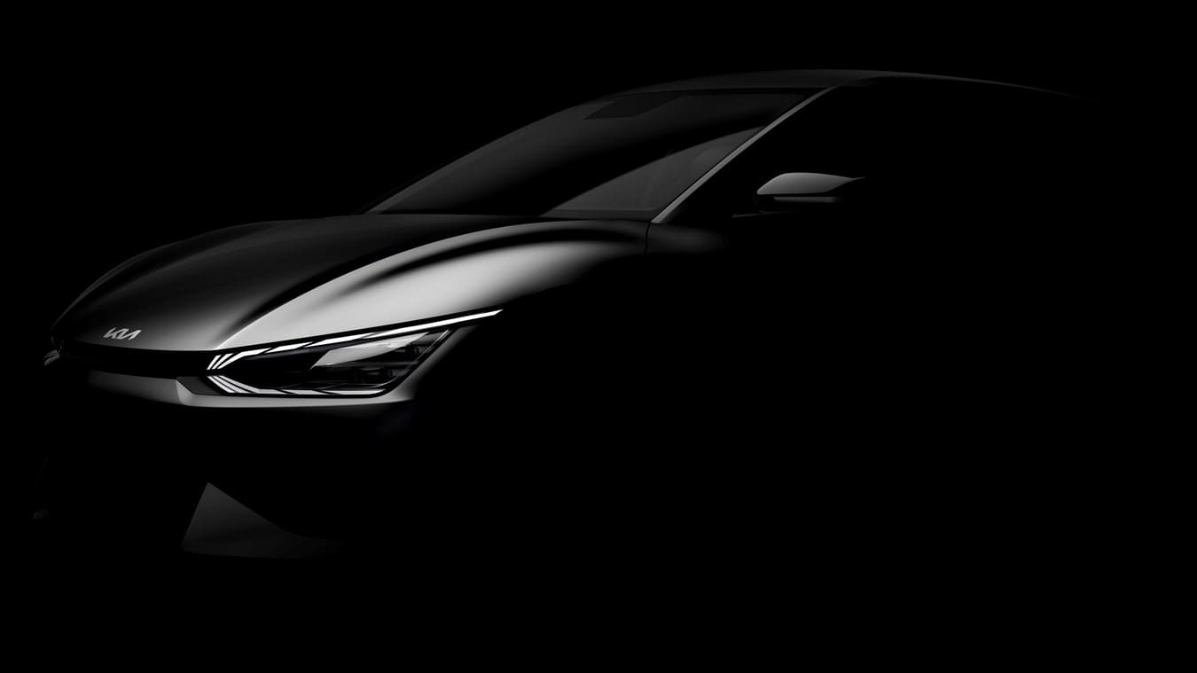 Kia Reveals First Images of Its First Dedicated Battery Electric Vehicle