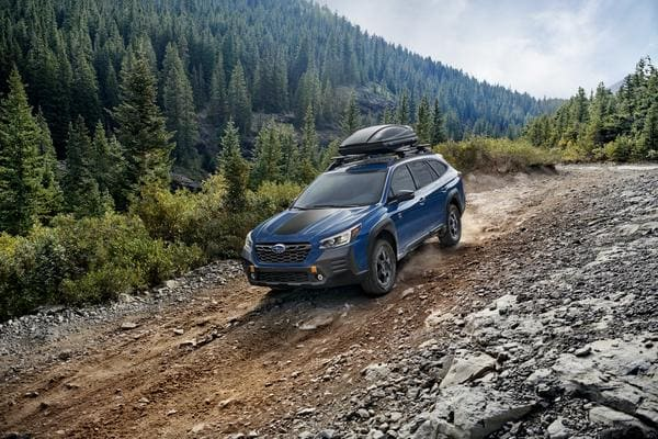 Subaru Debuted its Most Capable Ever 2022 Outback Wilderness_photo