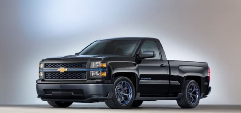 General Motors May Offer a Truck Under a 'Cheyenne' Name