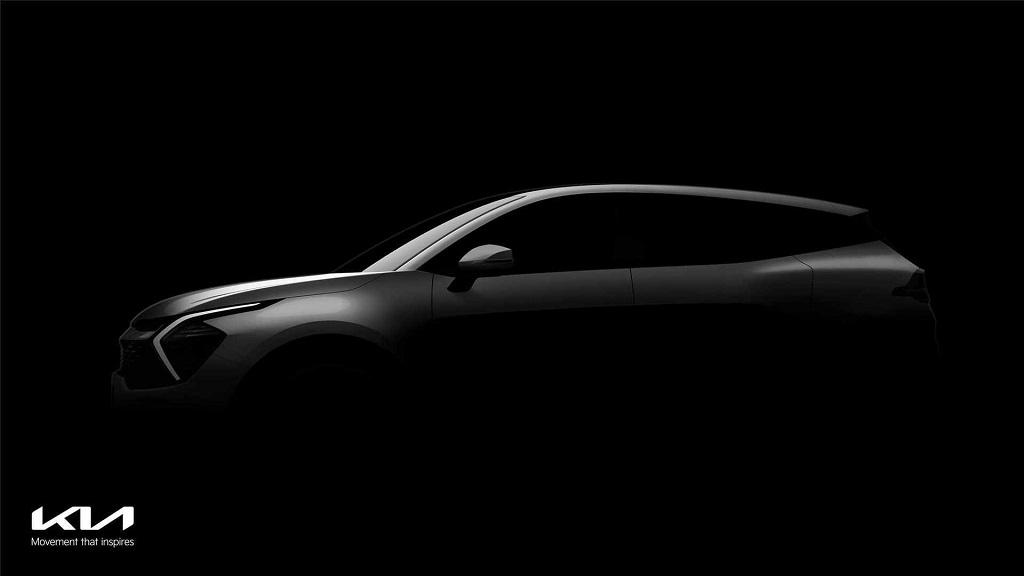 2022 Kia Sportage Full Design Unveil Will Take Place on June 8_photo