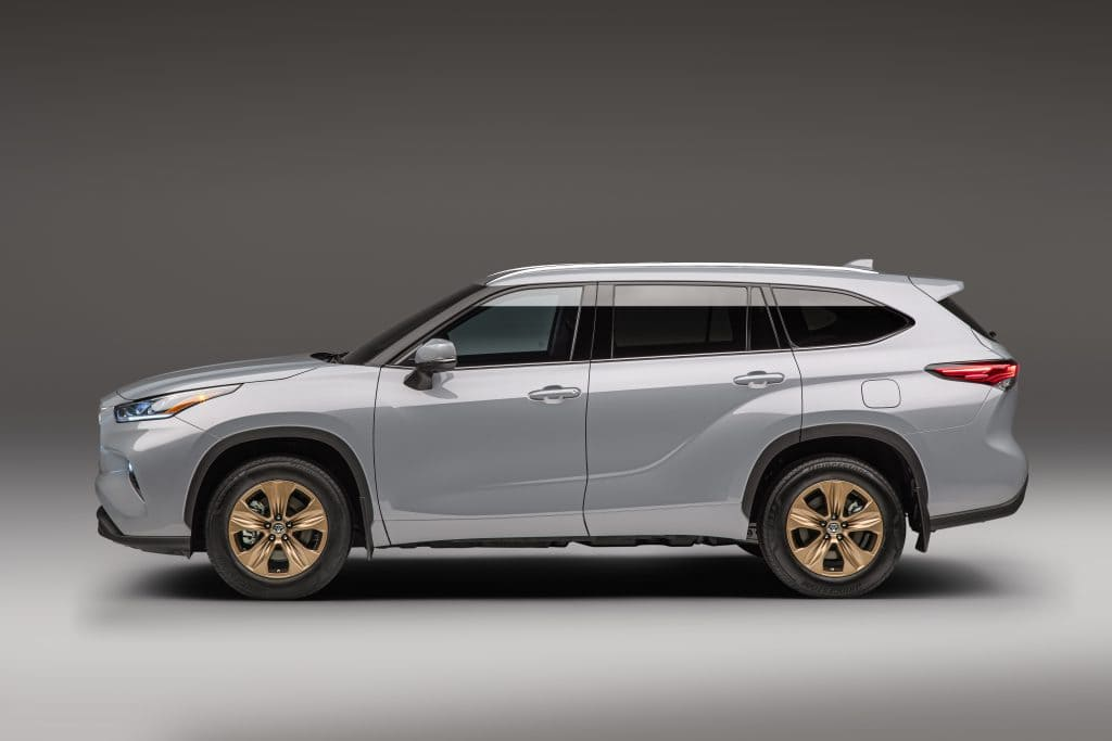 New Toyota Highlander Bronze Edition: a Work of Art_photo