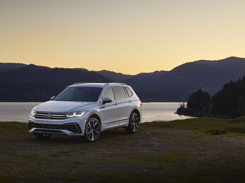 Refreshed U.S.-spec 2022 Volkswagen Tiguan Unveiled: What's New?_image