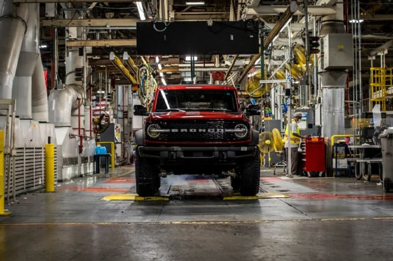Ford Bronco Actual Orders Exceeded 125,000: Will Customers Have to Wait?_1