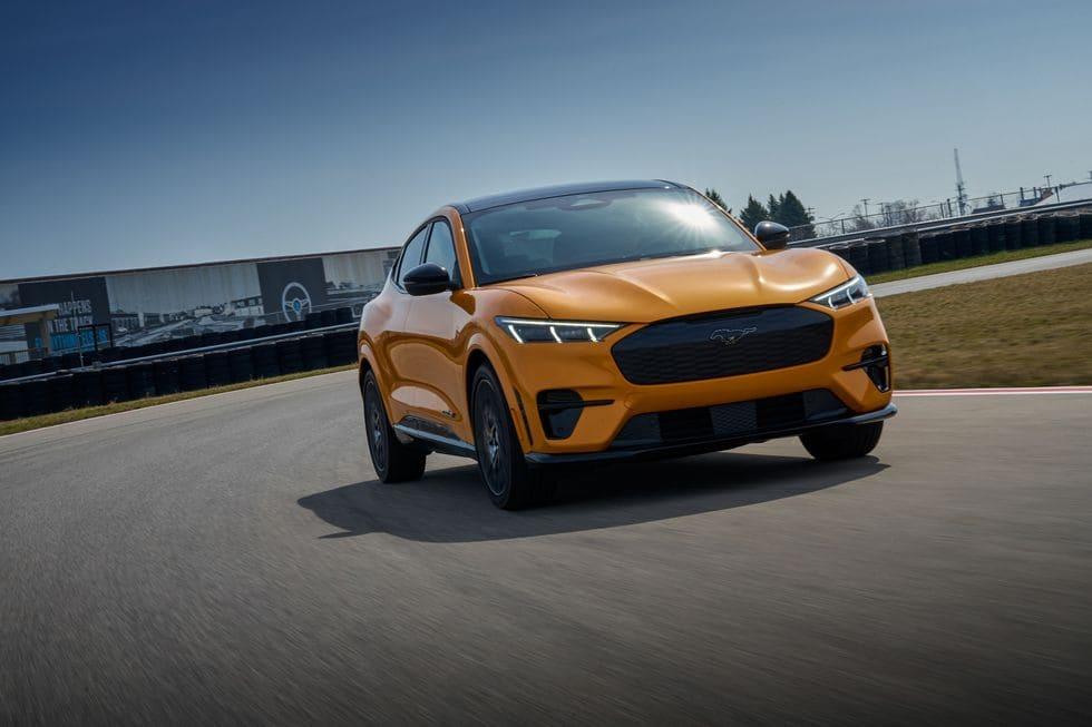Ford Mustang Mach-E GT Models EPA Range Estimates Released_1