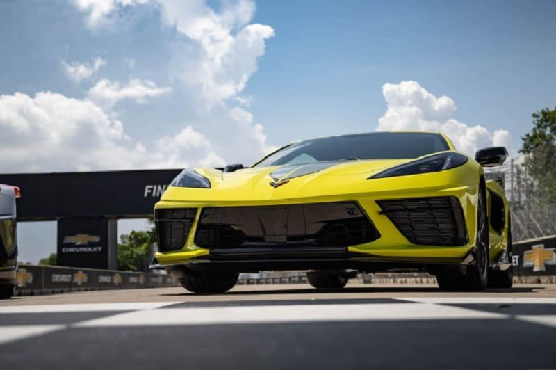 Chevrolet C8 Corvette Attracts Younger and More Diverse Buyers_1