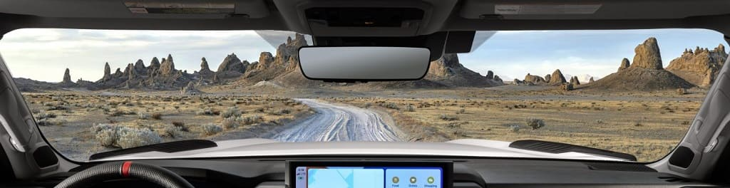 2022 Toyota Tundra's Dashboard Revealed in Official Photo_1