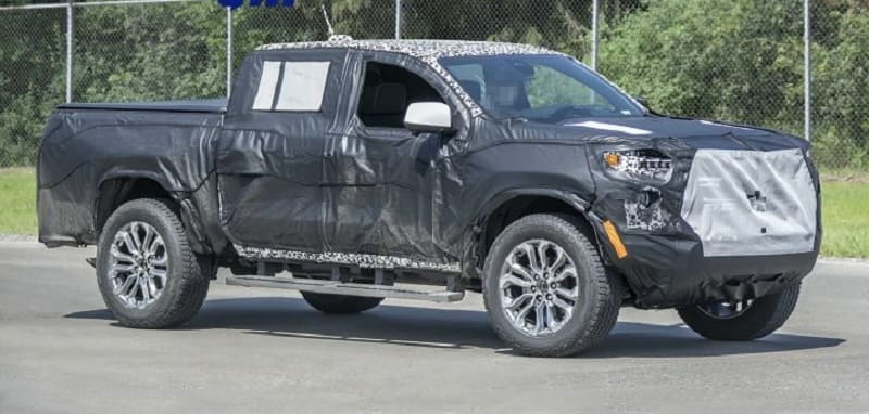 What We Know About Next-Generation 2023 GMC Canyon_1