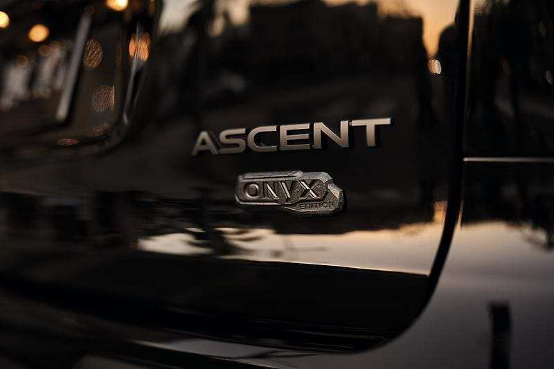 2022 Subaru Ascent Pricing Announced, New Onyx Edition Debuts_1