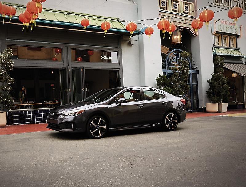 2022 Subaru Impreza Pricing Announced, Starts at $18,795_1
