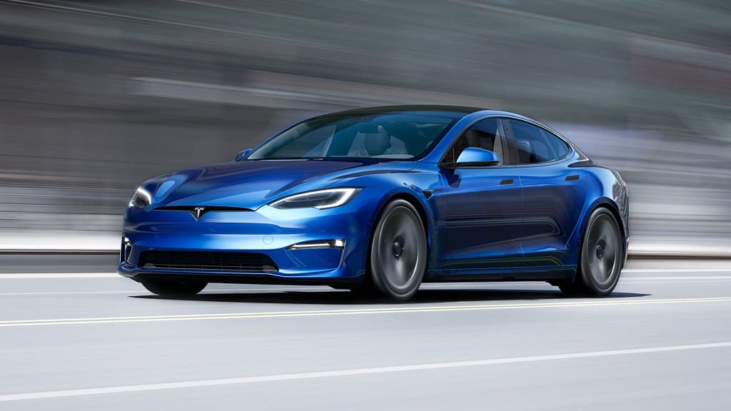 Tesla Model S Plaid Will Feature World's Fastest Acceleration_photo