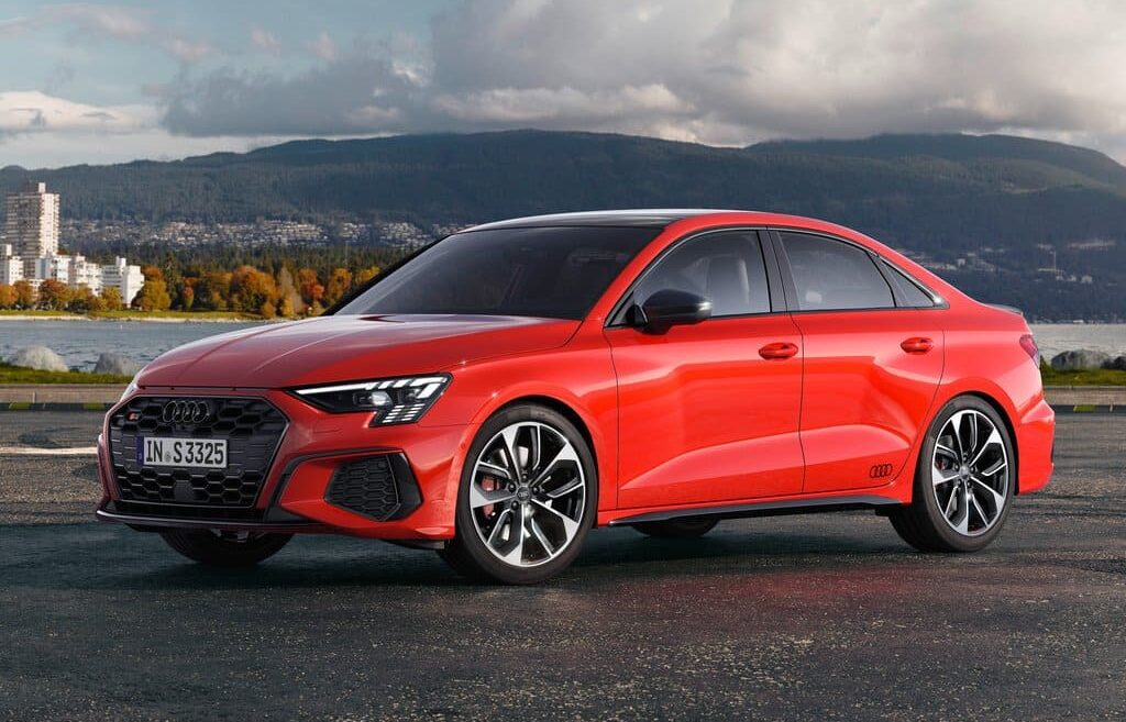 2022 Audi A3 and S3 Pricing for USA Released, at Dealers in Fall_photo