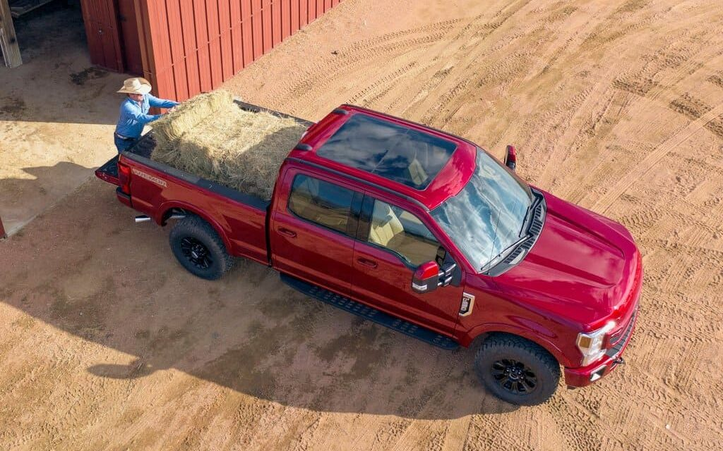 2022 Ford Super Duty Gets Standard 4WD, Goes into Production on July 9_1