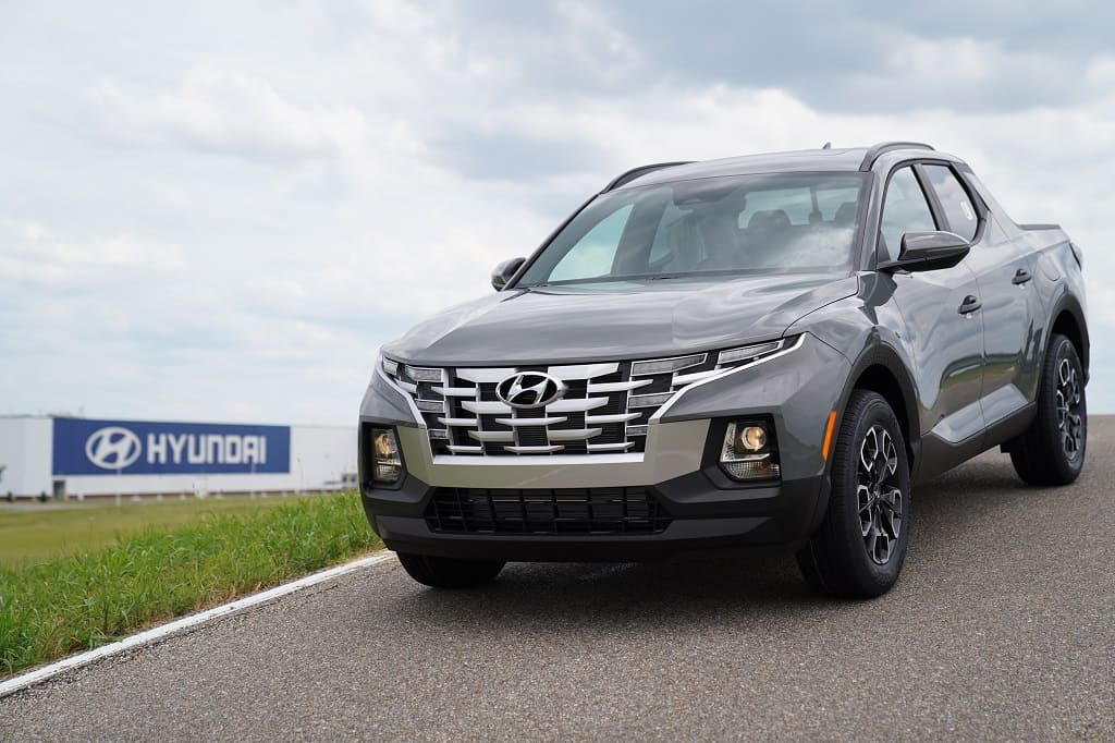 2022 Hyundai Santa Cruz Production Started on June 22_photo