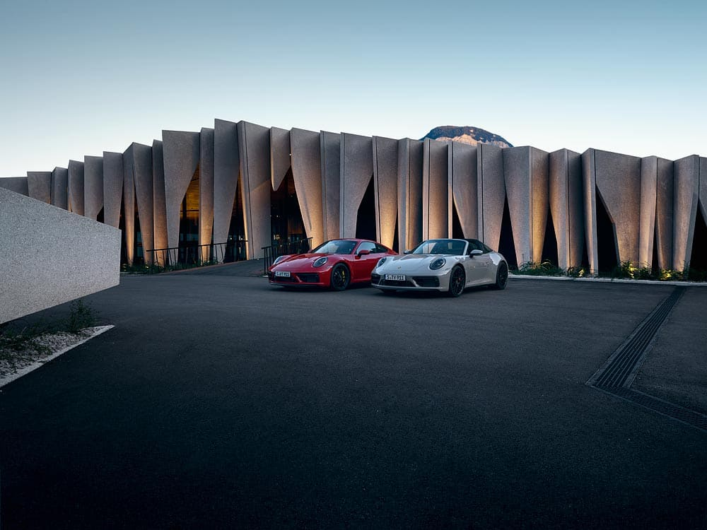 New Porsche 911 GTS Models in Five Variants Are Available to Order Now_1