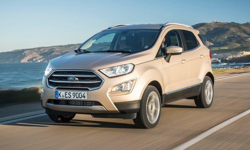 Ford Ecosport image