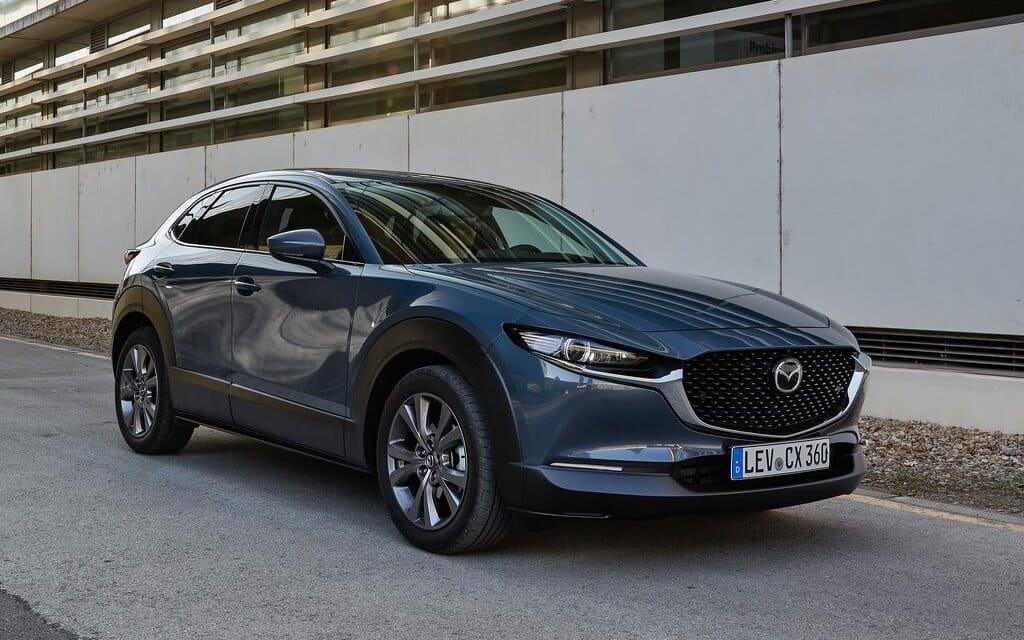 Mazda CX-50 May Debut at the End of 2021 image