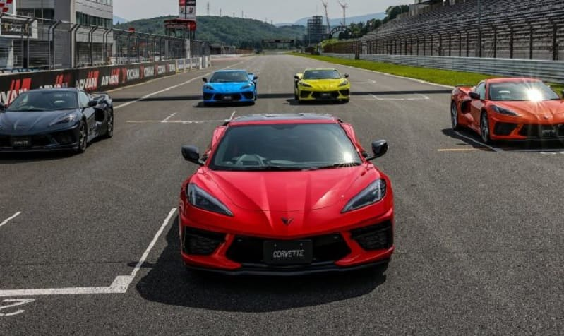 2022 Chevrolet Corvette C8 Production Starts in Early September_photo