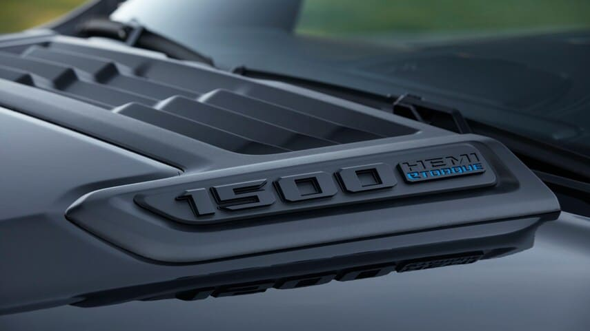 Ram 1500 Receives Two New Versions for the 2022 Model Year_1