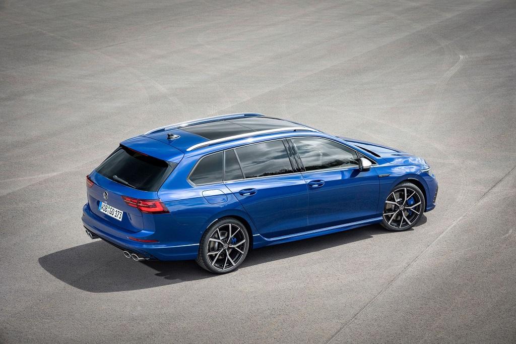 2022 Volkswagen Golf R Estate Debuts, Presales Start Tomorrow_1