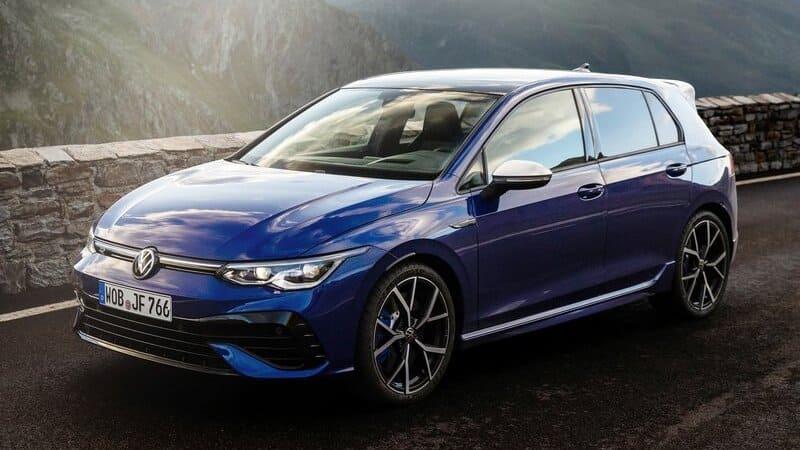 2022 Volkswagen Golf R image