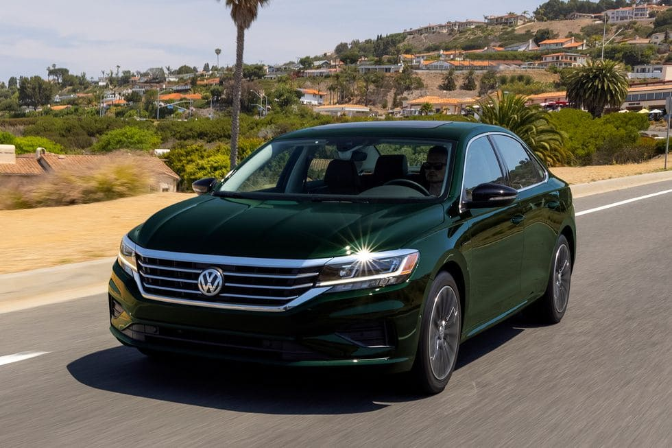 Volkswagen Passat Killed in the USA after 47 Years on the Market_1