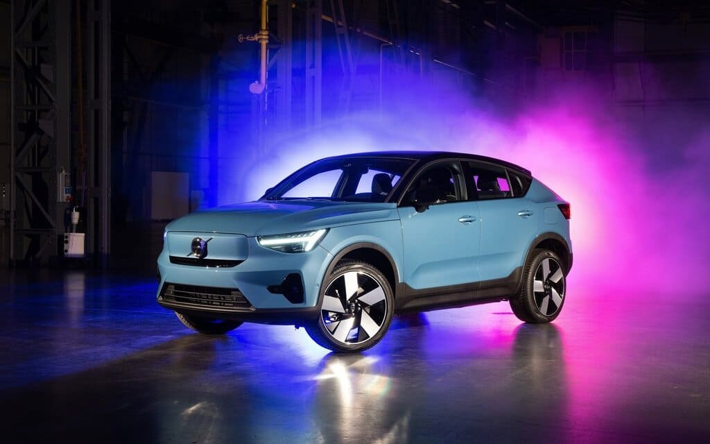 Volvo C40 Recharge Will Have a Cheaper Version With 2WD Drive image