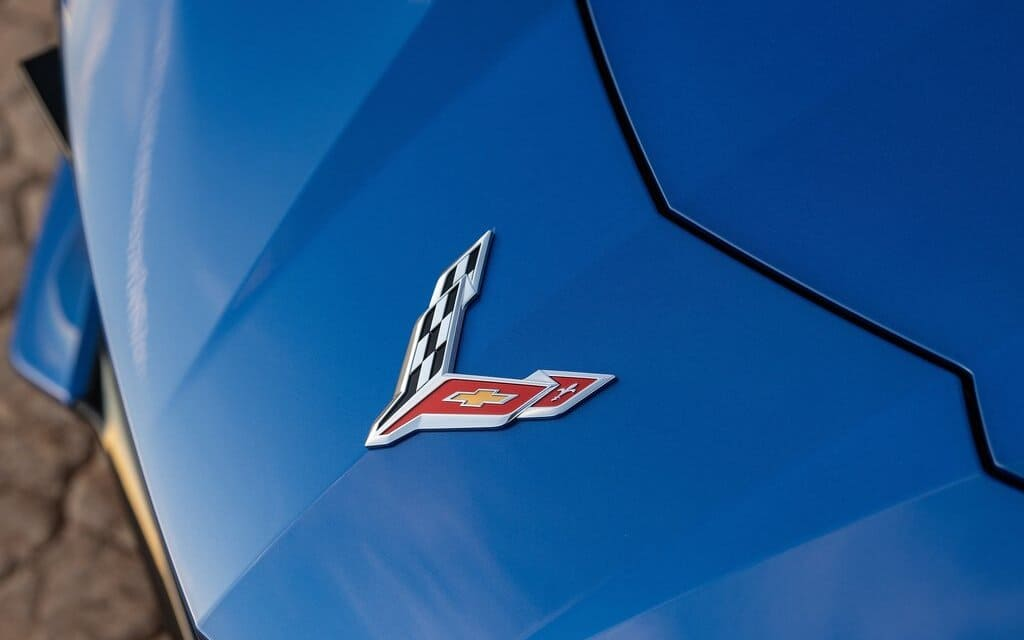 2023 Chevrolet Corvette Z06 Spotted in First Teaser image