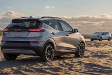 General Motors Prepares an Invasion of EVs and Phase-Out of Some Models_1